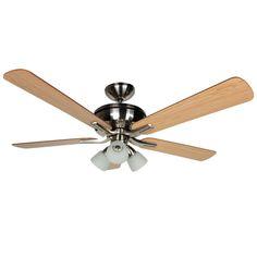 Ventilador de techo son luz Orbegozo #ventiladorestecho #ventilacion