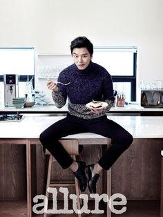 Allure Korea - Yeon Woo Jin (HD)