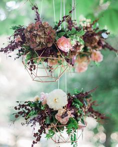 Did you see my latest post about hanging flowers?  A little something to brighten your Monday  Lots of wedding ideas  pretty pics for inspo   Link in bio  And  http://ift.tt/1ghk5yI