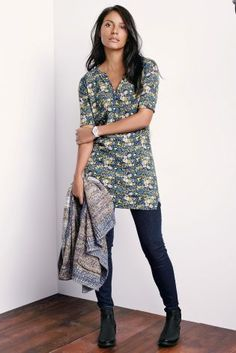 Buy Printed Tunic from the Next UK online shop