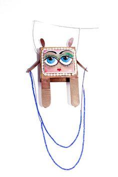 Monstro - Artemis Valsamaki – Contemporary Jewellery