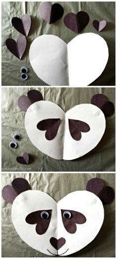 24 modèles à bricoler avec des cœurs pour la Saint-Valentin! - Bricolages - Trucs et Bricolages