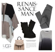 """""""Boot Remix with UGG : Contest Entry"""" by malussieversii ❤ liked on Polyvore featuring Belford, 360 Sweater, rag & bone, UGG Australia and Cheap Monday"""