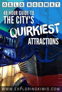 Oslo's quirkiest mo