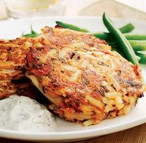 Weight Watchers Salmon Cakes