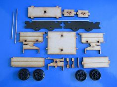 sm32/16mm scale, Tipper Wagon kit, narrow gauge, garden railways,,32mm,, FOR SALE • £8.50 • See Photos! Money Back Guarantee. Hi, this is a sm32/16mm scale Tipper wagon kit to run on 32mm track, they come with wheels/axles etc... they are approx. 76mm long and 56mm wide, all you need 191922649785
