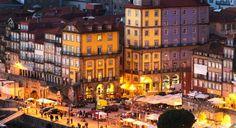 As melhores opções de alojamento na Ribeira do Porto