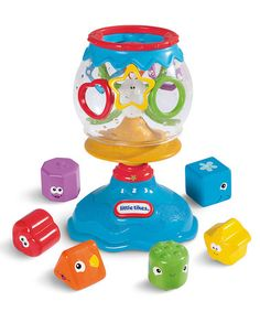 Another great find on #zulily! Sounds & Shape Sorter #zulilyfinds