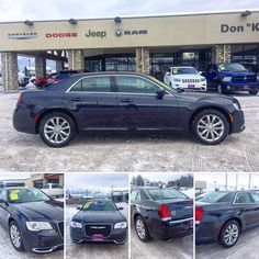 📃Will your lease end in 12 months or less? 💵Do you want to get into a luxury vehicle with only $266 a month and $266 due at signing? 🏘Are you a Realtor that needs a nice car to take your clients to view houses?  Let me help you lease this beautiful 2017 Chrysler 300 AWD Limited - equipped with leather seats, heated front seats, dual zone climate control, 1 year Sirius XM and much more!  Call me ASAP as this offer is for a limited time only.  Desirai (406) 200-8588 Drivewithdesirai.com/