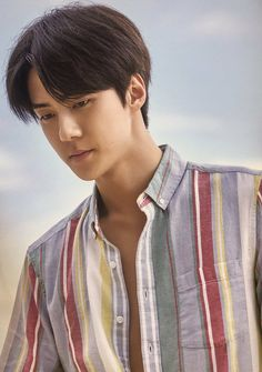 oh sehun photoshoot * oh sehun ` oh sehun boyfriend material ` oh sehun cute ` oh sehun wallpaper ` oh sehun aesthetic ` oh sehun photoshoot ` oh sehun handsome ` oh sehun gif Kim Jong Dae, Kim Min Seok, Xiu Min, Baekhyun, Sehun Cute, Exo Chen, Korean Boy, Body Figure, Kpop Exo