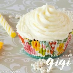 The Best Buttery Gluten-Free Vanilla Cupcakes