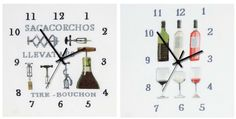 Nuevos kits de relojes y 2º tutorial de punto de cruz