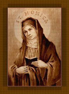 Patron Saints for Mothers