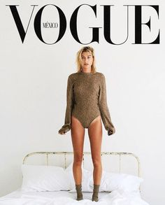 Vogue Mexico shows us in the foreground the Hailey Baldwin ring of request . and it can dazzle you - Vogue Mexico shows us in the foreground the Hailey Baldwin ring of request … and it can dazzle yo - Vogue Magazine Covers, Fashion Magazine Cover, Fashion Cover, Vogue Covers, Vogue Fashion, Look Fashion, Fashion Shoot, High Fashion, Fashion Outfits
