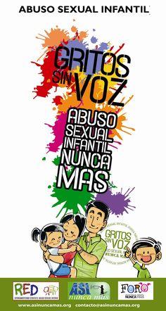 Abuso Sexual Infantil Nunca Más.: Lanzan app en español contra abuso infantil