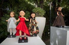La muñeca Nancy vuelve al quiosco vestida de moda española