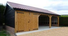 We Build Bespoke Oak and Timber Garages – Suffolk Cart Lodges