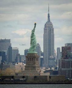 El Enterprise sobre NY