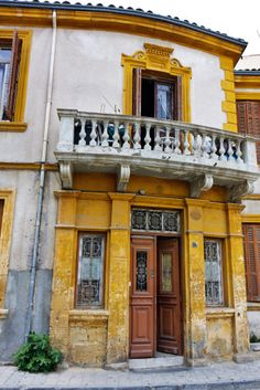 House in Old Nicosia, Cyprus