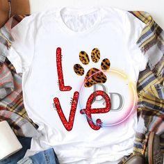I love coeur Dallas dames t-shirt