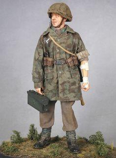 Combat 1 a 6 :: Leggi argomento - Some more 16.LWFD, Normandy,1944