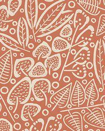 Tapet Flora 17 från Lim & Handtryck