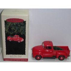 Hallmark Keepsake Ornament 1956 Ford Truck