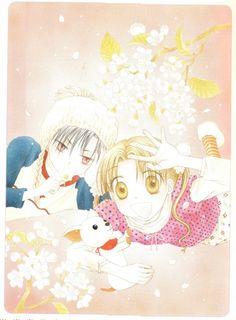 Tachibana Higuchi, Group TAC, Gakuen Alice, Gakuen Alice Illustration Fanbook, Mikan Sakura