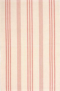 Dash and Albert Skona Stripe Cotton Rug