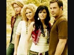 That's where I'll be Little Big Town