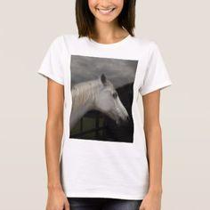 #horse #riding - #Storm horse T-Shirt