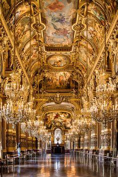 L'Opera de Paris.