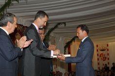 Notiferias Toros en Venezuela y el Mundo: S.M. El Rey Felipe VI entrega los Premios Real Mae...