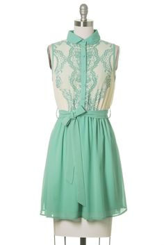 HC Fashion: Laila Dress.  Paired with a cardigan this would cover all of my tattoos!