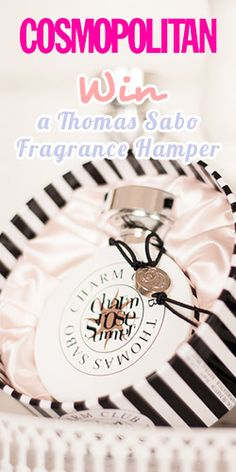 Win a Thomas Sabo Fragrance Hamper Thomas Sabo, Hamper, Michael Kors Watch, Fragrance, Accessories, Perfume, Basket, Watches Michael Kors, Ornament