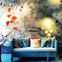 deGournay Paris. #designlust #designhunting #details #paris http://instagram.com/christianelemieux