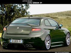 Alfa Romeo GT Active Design
