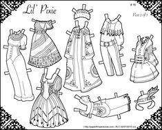 Thumbnail link image printable paper doll