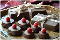À table ! con Carmen: Turrón de Chocolate, Nutella y Arroz Inflado