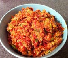 Recipe Sundried Tomato, Chilli, Cashew & Capsicum Dip by arwen.thermomix - Recipe of category Sauces, dips & spreads Radish Recipes, Dip Recipes, Paleo Recipes, Cooking Recipes, Cantaloupe Recipes, Savoury Recipes, Mulberry Recipes, Spagetti Recipe, Recipes