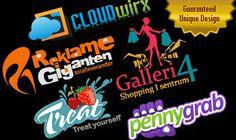 Creative Web Design India, Custom logo, brochure, graphic design services by Nick Morgan at Coroflot.com