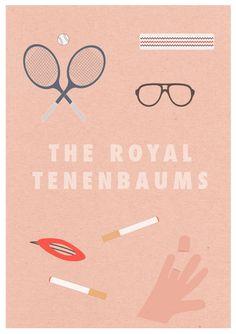 DAY 18 - The Royal Tenenbaums by britt jönsson