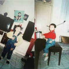 Lay's childhood pictures are so cute ❤️❤️❤️❤️