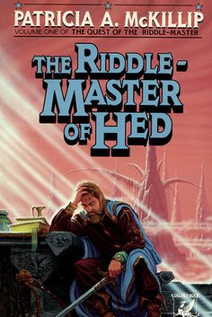The Riddle-Master Trilogy by Patricia A. McKillip | My all time favorite trilogy. I've read so many times I've lost count!