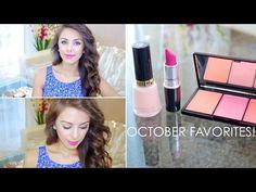 OCTOBER FAVORITES!  Foundation Hair Tools Perfume etc... - http://www.box-of-fashion.com