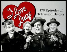 Did you know that, since the debut of I Love Lucy on October 15, 1951, the show has NEVER been off the air??