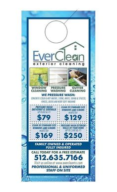Power Washing Flyer Ideas Alc Marketing Ideas Pressure