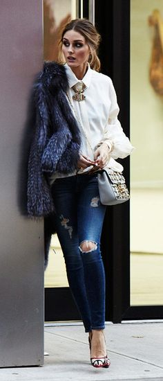Olivia Palermo - I just love her