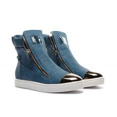 Pantofi Botinelli Sport VALENTYNO Cadou cod: PD161 Wedges, Sneakers, Casual, Sports, Fashion, Tennis, Hs Sports, Moda, Fashion Styles