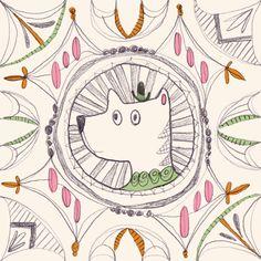 pattern tile - evie barrow